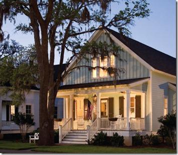 Rumah Desa Di Amerika