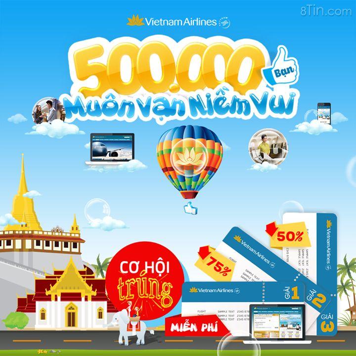 500.000 BẠN, MUÔN VẠN NIỀM VUI  Chương trình đặc biệt chào