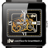 JJW Animated Gear Watch 2 SW2