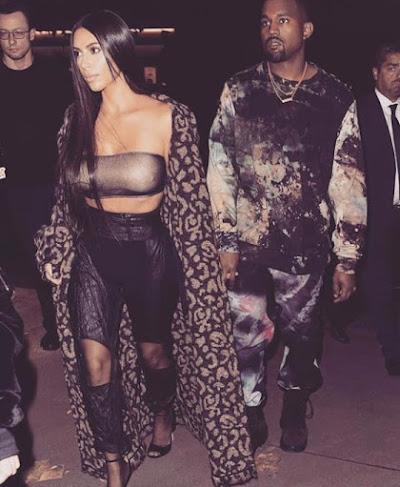 Kim Kardashian West 09/30/2016