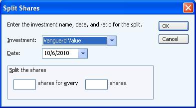 Cost Basis Tracking After Converting Vanguard Mutual Funds