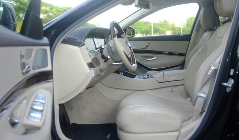 Nội thất  xe Mercedes Benz S500 cũ 2013 nhập đức 01