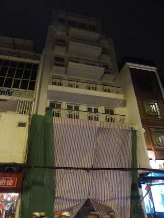 Cazare Vietnam: Hotel Golden Silk - in constructie