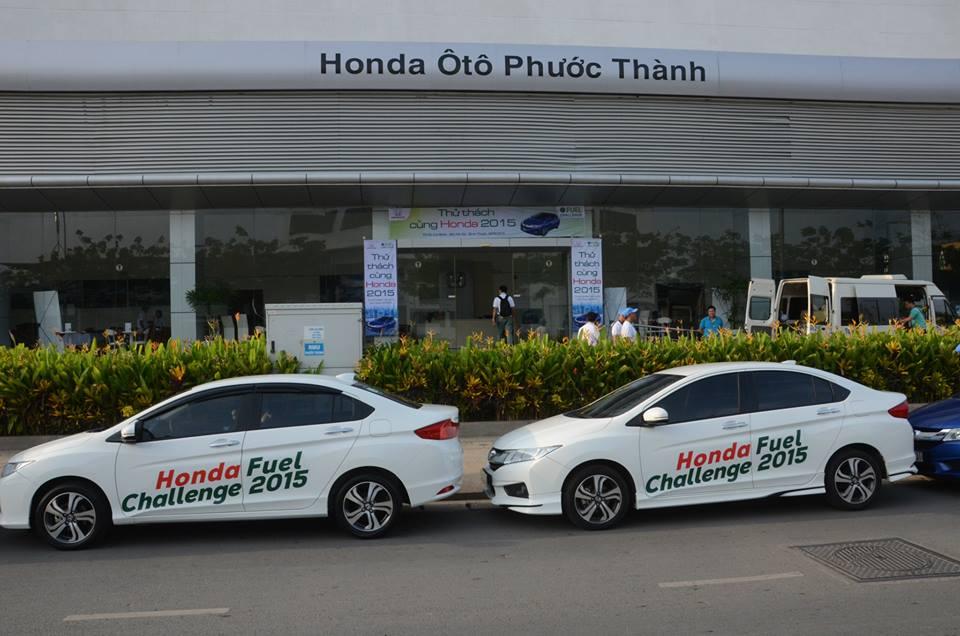 Đại Lý Honda Ô Tô Phước Thành 02