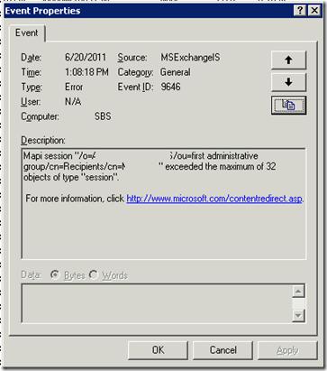 MPECS Inc  Blog: Outlook Error – Cannot open your default e