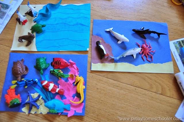 Exploring Animals in the Marine Ecosystem