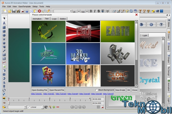 Aurora 3D Animation Maker v14.08.27 Full