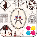 Alice'sTravelJournalToFrance icon