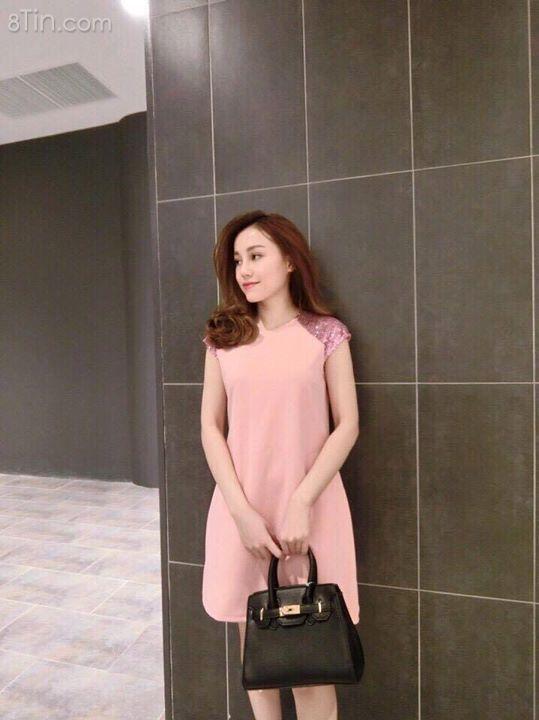 Váy suông đơn giản mà xinh iu như vầy thì chắc chắn