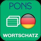 PONS Deutsch Wortschatz