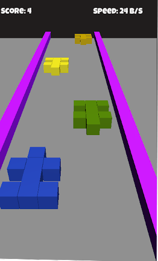 Speedy Blocks
