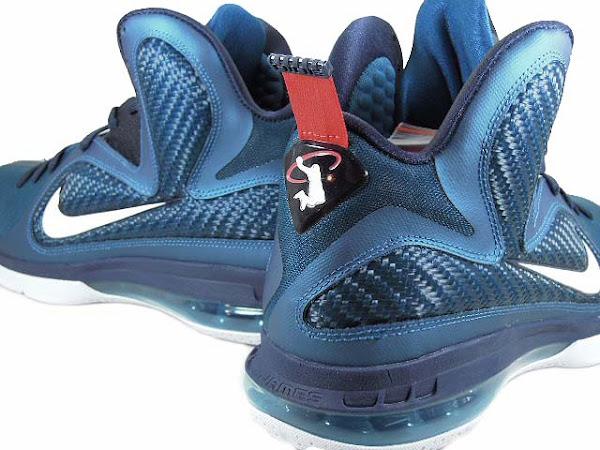 innovative design 82706 89ee0 Release Reminder: Nike LeBron 9