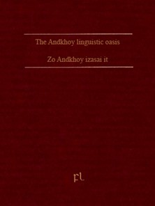 The Andkhoy linguistic oasis Cover
