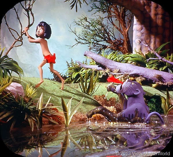 View-Master Jungle Book (B363): Scene 9