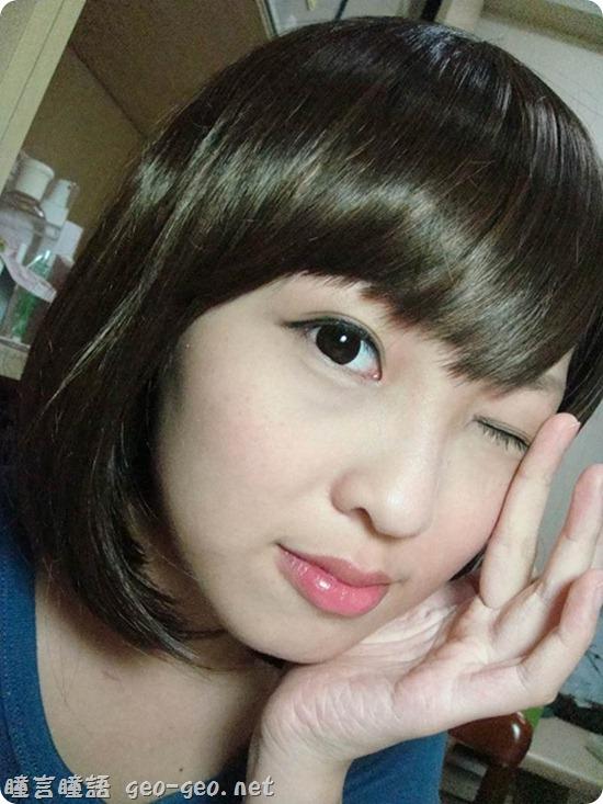 小堡-【分享】Miss eye銀河灰&大美瞳巧克力 學生愛用款!非常自然~