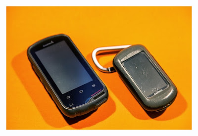 Garmin Monterra Test - Hardware und Zubehör - Monterra und Oregon 550