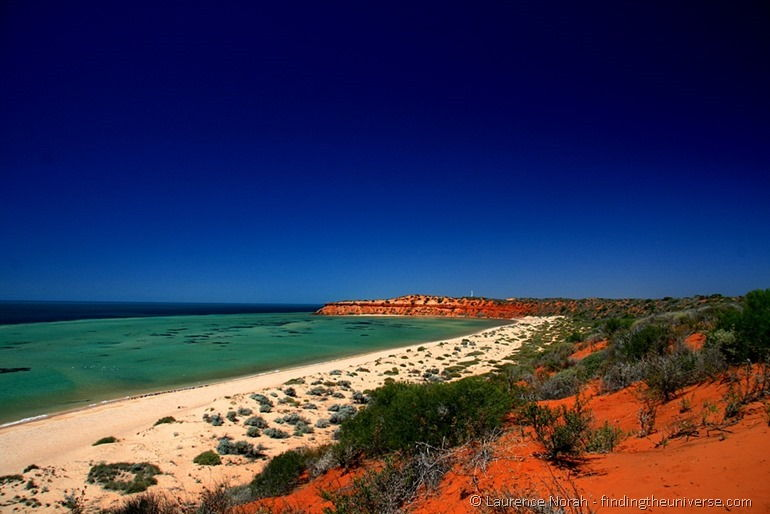 Beach at Francois Perron National Park - Western Australia - Australia