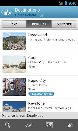 South Dakota Guide by Triposo