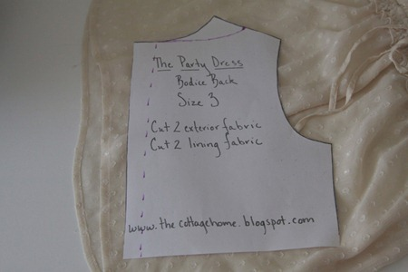 Top to Dress Refashion (29)