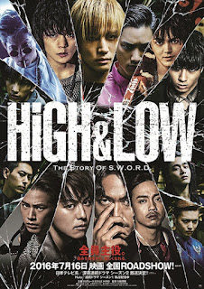 High & Low –The Story of Sword SS2 - High & Low–The Story of Sword Season 2 VietSub