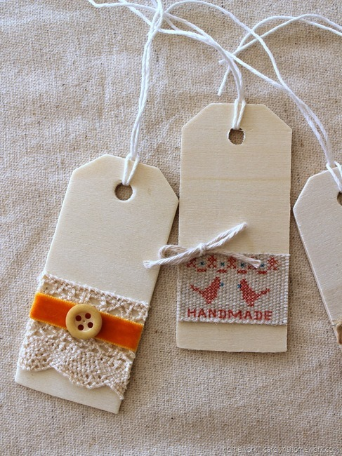 Embellished Wooden Tags via homework - carolynshomework (3)