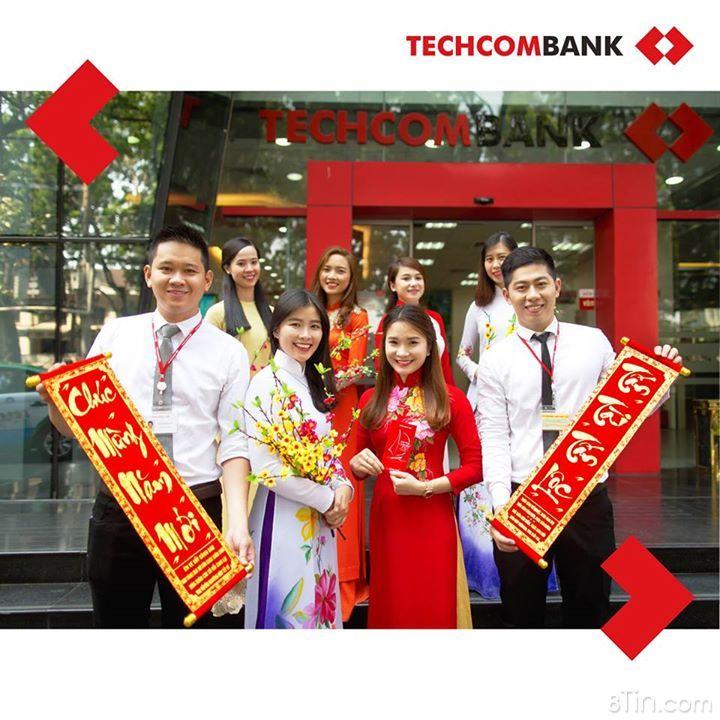 #Techcombank thân chúc bạn và gia đình có một năm mới AN