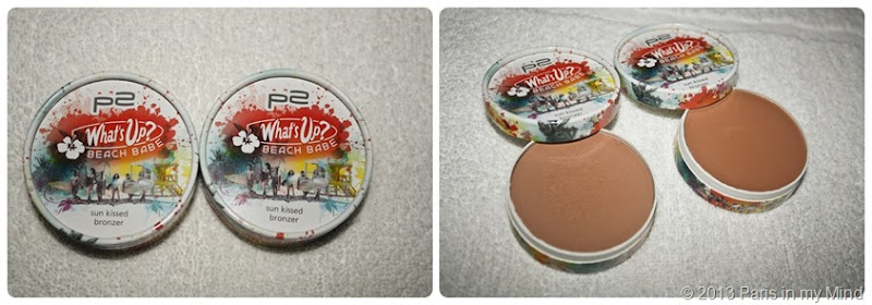 What's up? Beach Babe Bronzer