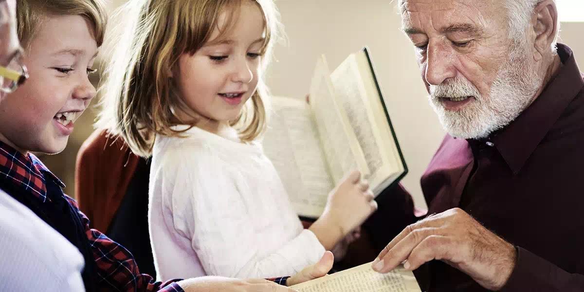 Tại sao rất nên kể chuyện Kinh thánh cho trẻ?