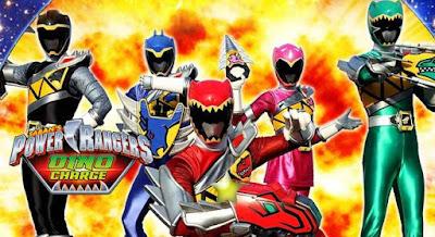 Siêu Nhân Điện Long -Power Rangers Dino Charge - Siêu Nhân Dino Charge VietSub