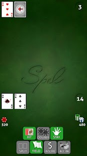 Spel Blackjack Free - screenshot thumbnail