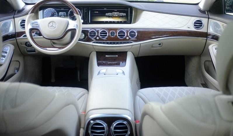 Nội thất  xe Mercedes Benz S500 cũ 2013 nhập đức 06