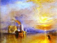 Fighting Temeraire 1838