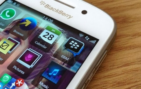 BlackBerry Messenger para iOS y Android