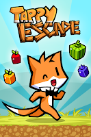 Screenshot of Tappy Escape - The Running Fox
