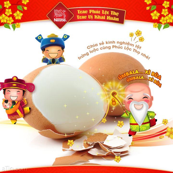 Thịt kho trứng là một món không thể thiếu trong dịp Tết,