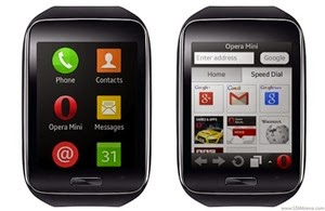 Samsung Tizen - All operating systems running on wearable devices and smartwatches - the mobile spoon