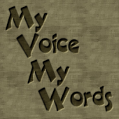 My Voice My Words Mulberry