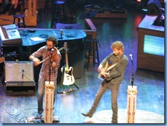 9297 Nashville, Tennessee - Grand Ole Opry radio show - Dierks Bentley & his band