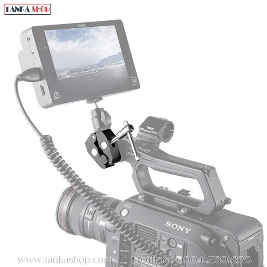 kẹp đèn flash máy ảnh