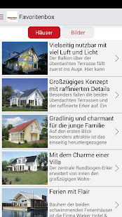 WeberHaus- screenshot thumbnail