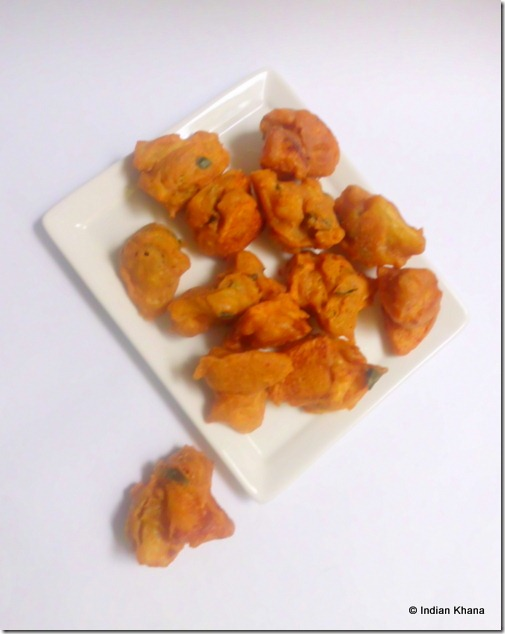 aloo potato pakora recipe