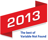 The best of Variable Not Found