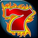 Flaming 7s - Slot Machine icon