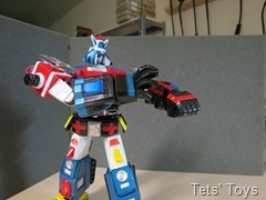 Miracle Works Vehicle Voltron