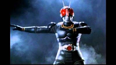 Siêu Nhân Bóng Tối  Kamen Rider Black