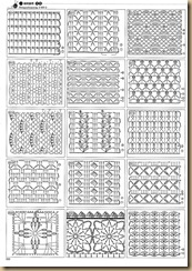 my own universe over 1400 crochet patterns for all rh iris milkywaygalaxy blogspot com crochet patterns with diagrams Crochet Stitches Patterns Diagrams
