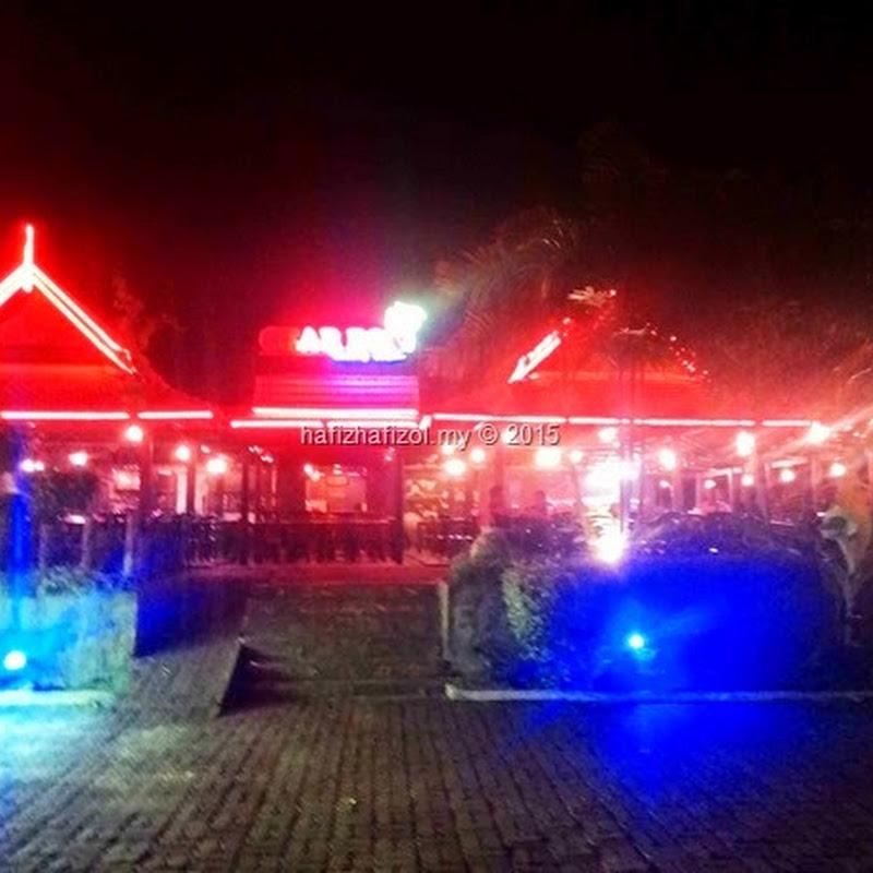 Tempat Makan Best di Bangi|Gearbox Warung Dusun