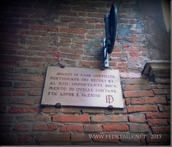 Volto Maroncelli,photo2, Ferrara,Emilia Romagna,Italy - Property and Copyrights of Fedetails.net