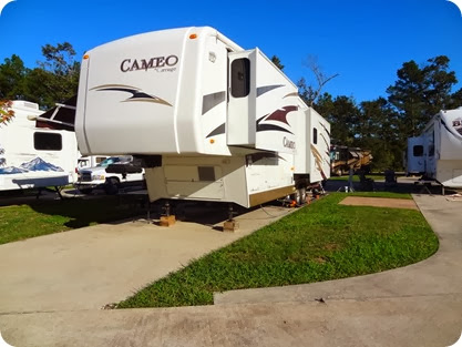 Forest Retreat RV Park Site 122