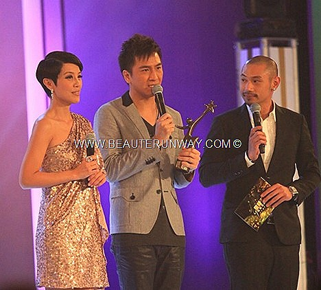 Starhub TVB Award Winner Kenneth Ma The Hippocratic Crush Cheung Yat Kin  My Favorite TVB Male TV Character Tavia Yeung Yi Astrid Chan Marina Bay Sands Singaore Green Carpet gala Night